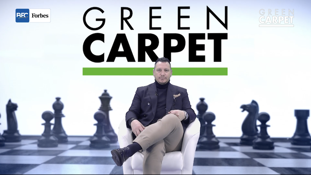 Intervista Green Carpet