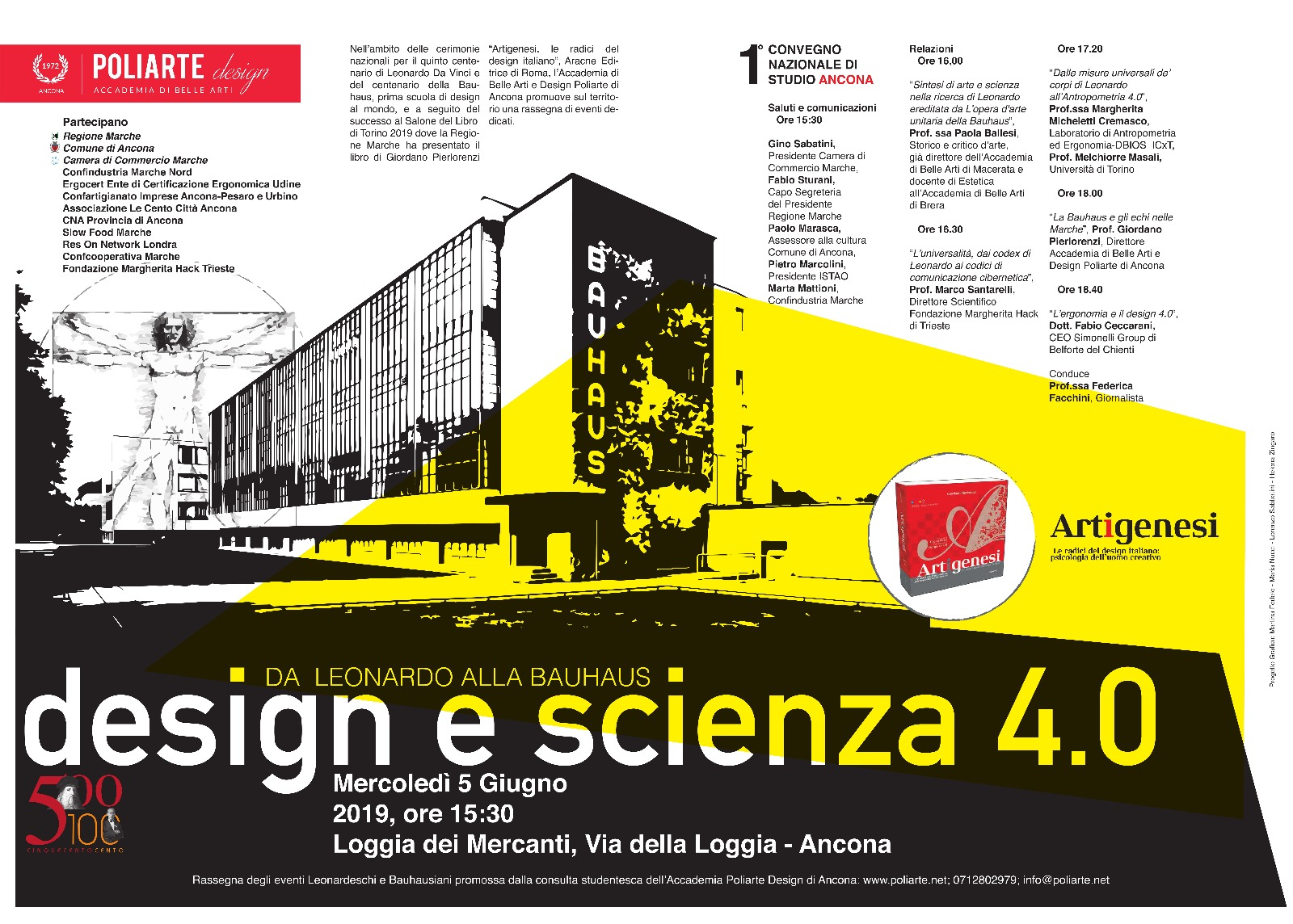design e scienza 4.0